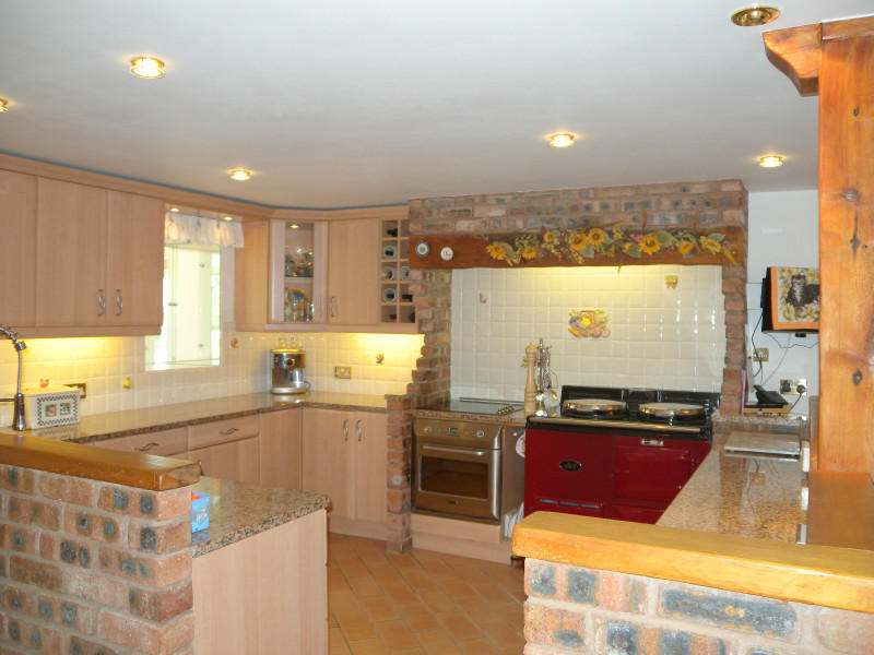 Kitchen Area