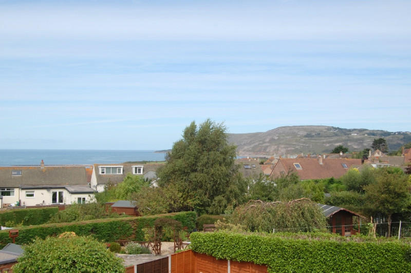 View to Gt Orme