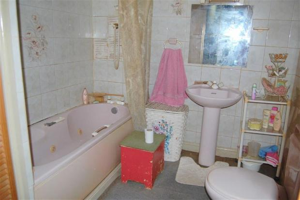 THREE-PIECE BATHROOM
