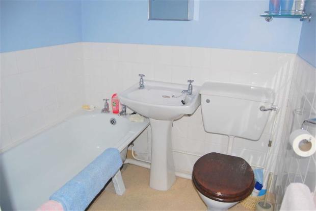 THREE-PIECE BATHROOM