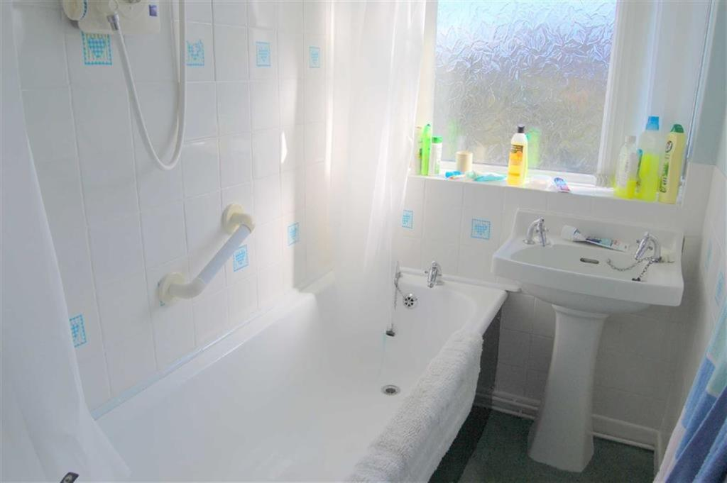 TWO-PIECE BATHROOM