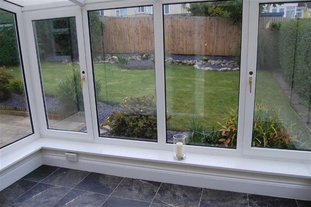 UPVC DOUBLE GLAZED C