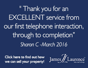 Get brand editions for James Laurence Sales and Lettings, Birmingham