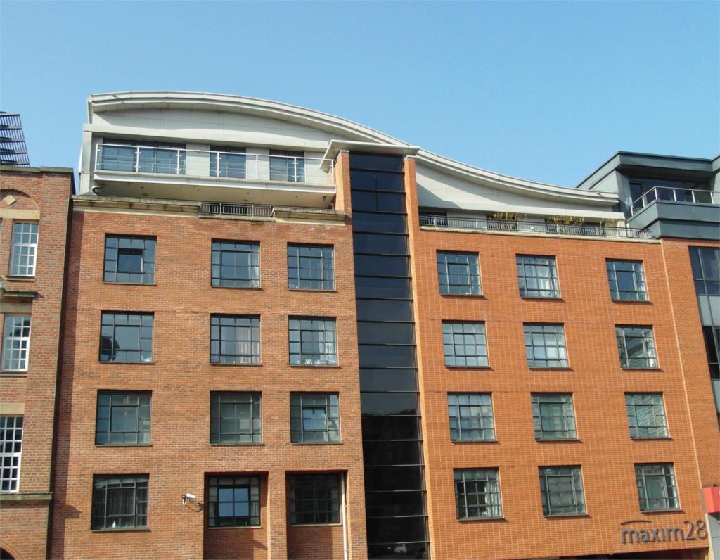 2 bedroom apartment for sale in maxim 28 21 lionel street birmingham city centre west