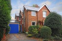 3 bed Detached house for sale in Wellington Road...