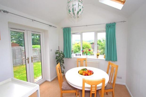 10 Grange Gardens Dining Room
