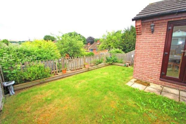 10 Grange Gardens Garden 1