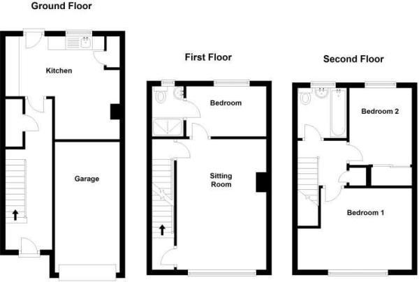 4 Highbury Floorplan