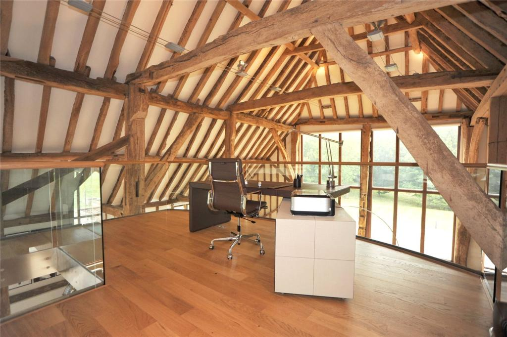 1st Floor Study Area