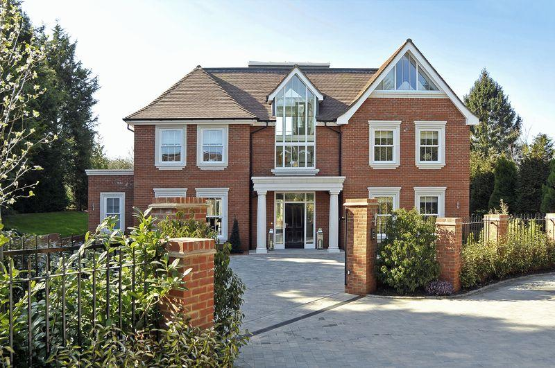 6 Bedroom Detached House For Sale In Dorney Wood Road Nr
