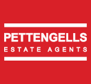 Pettengells Estate Agents, Highcliffe branch logo