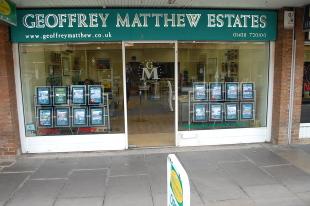 Geoffrey Matthew Estates, Stevenagebranch details