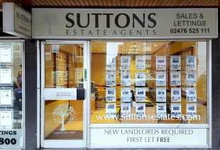 Suttons, Coventrybranch details