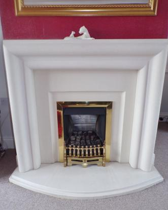 Feature Gas Fire