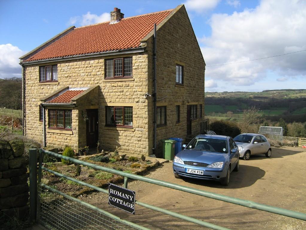 3 Bedroom Cottage For Sale In Romany Cottage Eskdaleside