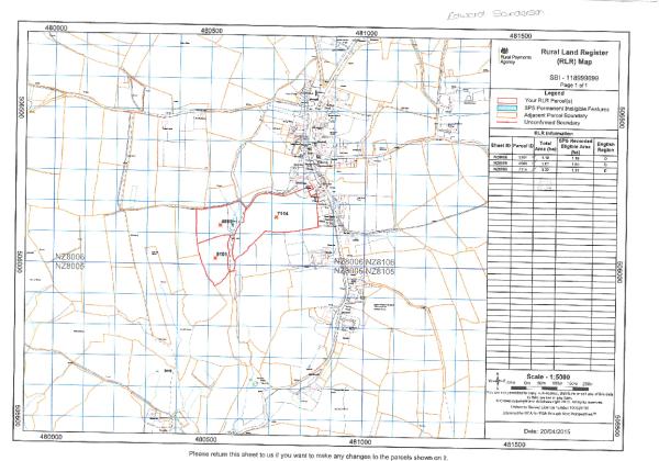 RLR Map