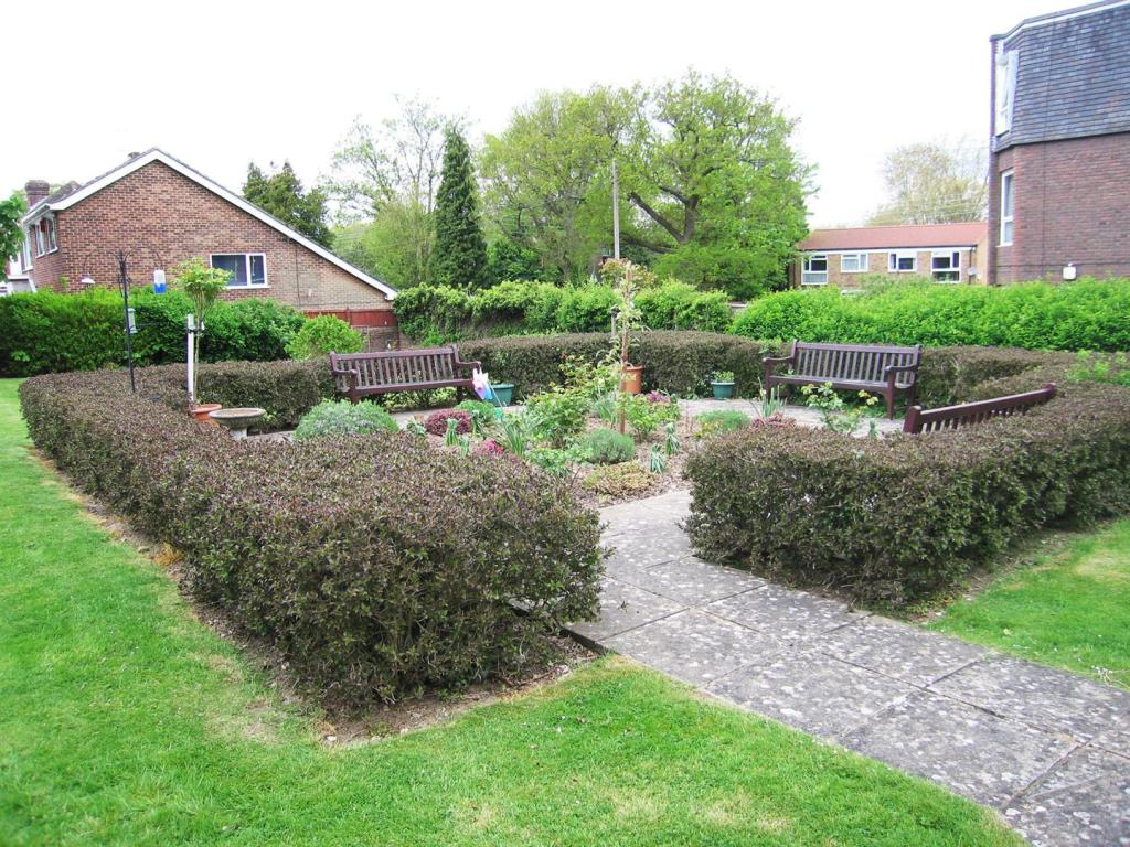 Cedar LOdge Garden 3