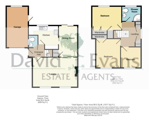 Floor Plan 7 Oakwood