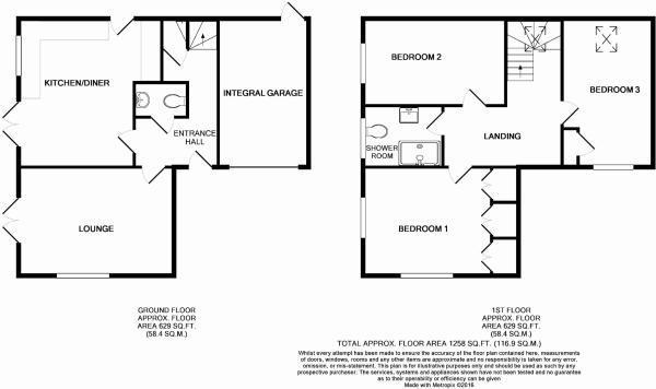 Floor Plan 75A Bourn