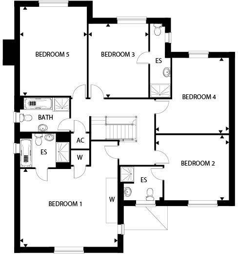 Floorplans_The Charr
