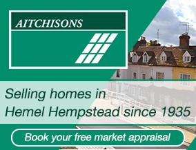 Get brand editions for Aitchisons, Hemel Hempstead
