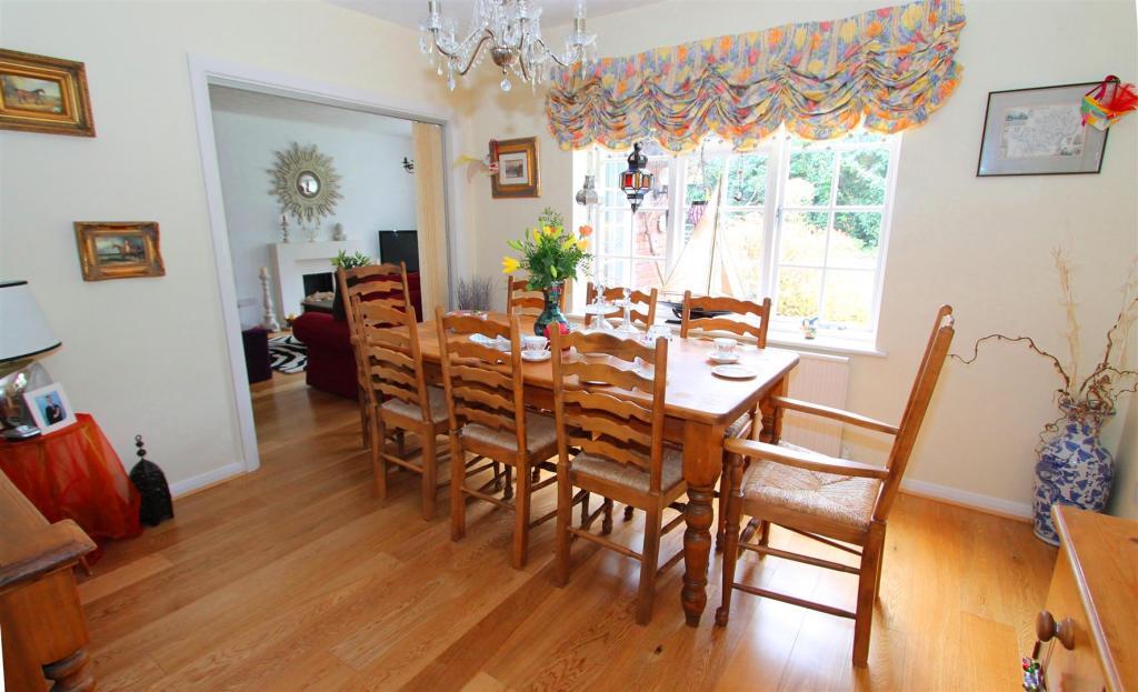 brighter dining room