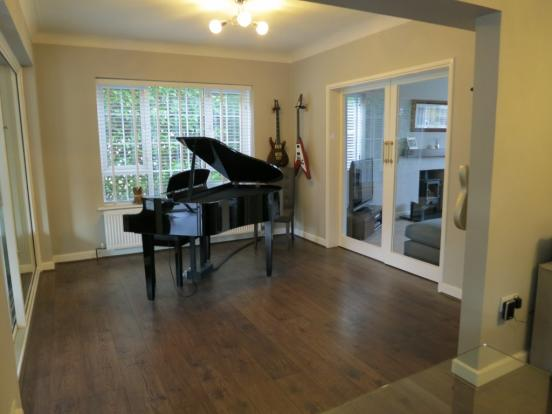 Family/Music Room