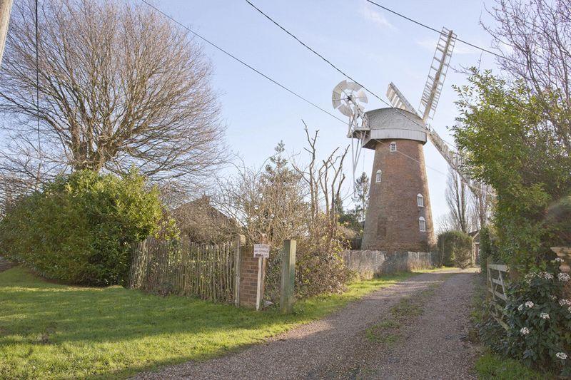 Stock Windmill...