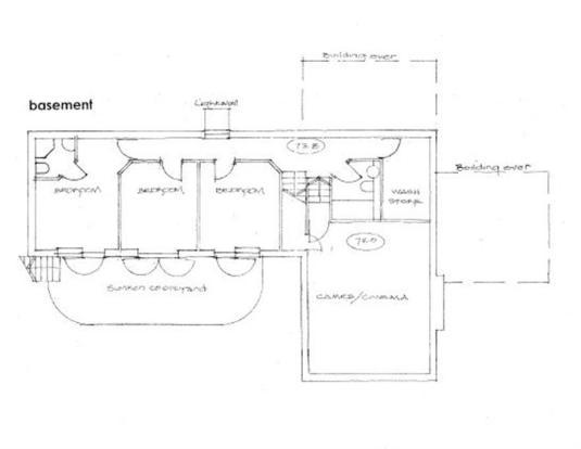Proposed lower groun