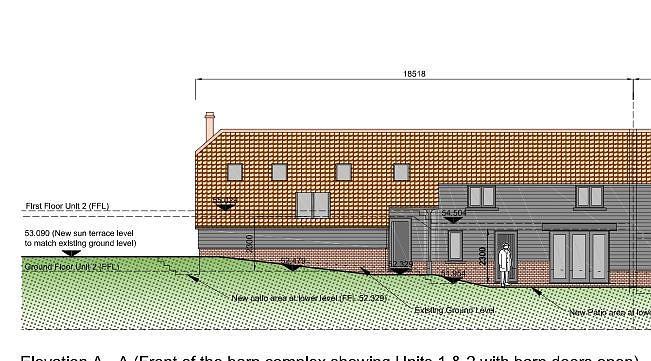 plot 2 elevation