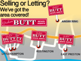 Graham Butt Estate Agents, Rustington