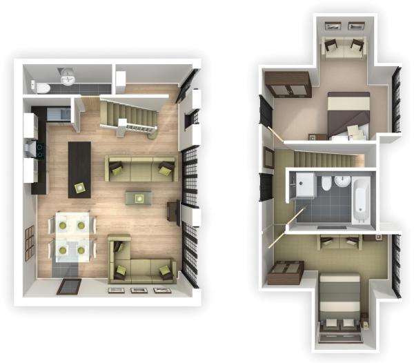 Walnut-Cottage-Floor
