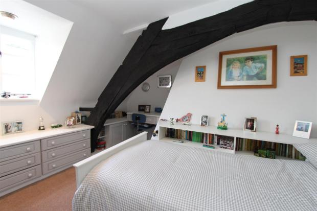 Church Cottage bed 2