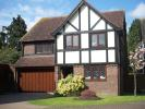 Detached property in Rangeworth Place, Sidcup...