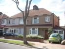 3 bed semi detached home in Old Farm Road West...
