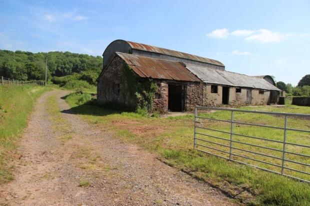 Barn For Sale In New House Farm Usk Np15
