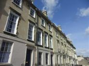 Flat in Walcot Parade, Bath