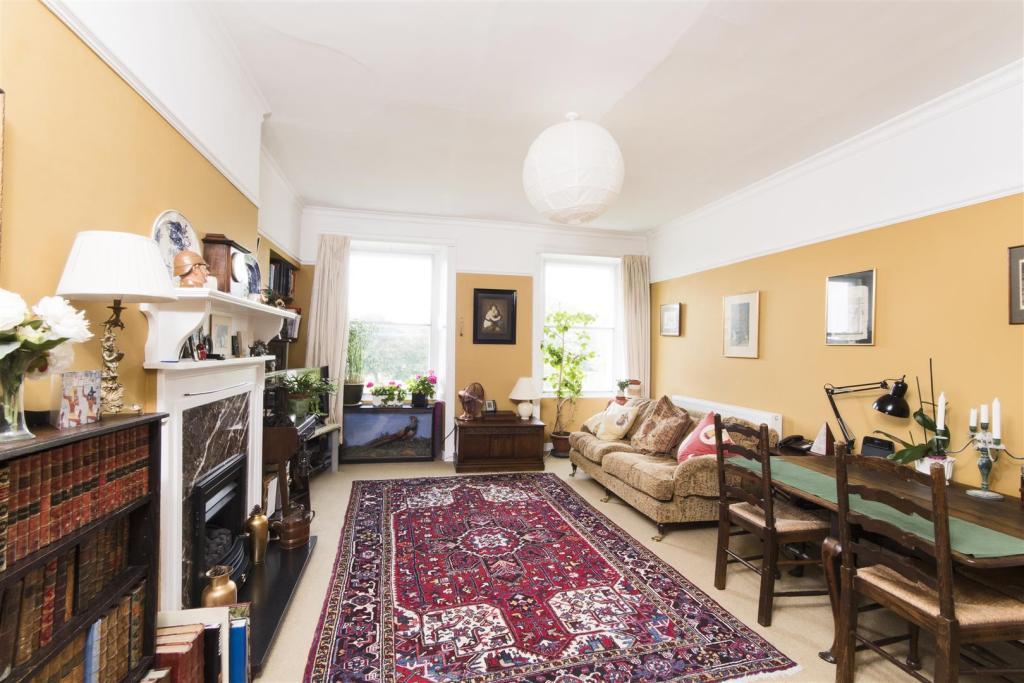Second Floor Apartme