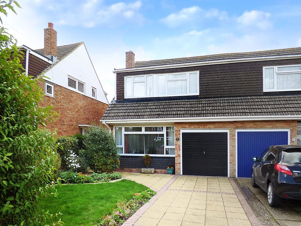 3 Bedroom Semi Detached House For Sale In Gloster Drive