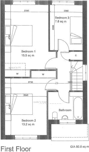First Floor Design