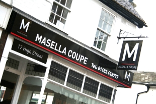 Masella Coupe, Godalmingbranch details