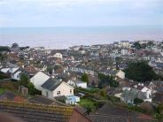 semi detached home in Meadow Park, Dawlish