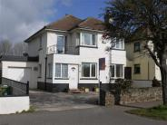 Detached property in Exeter Road, Dawlish