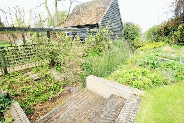 Front Garden -...