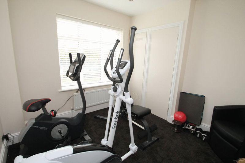 Bedroom Three/Gym