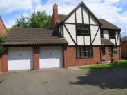 4 bed Detached house to rent in East Perry, Perry, PE28