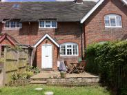 Terraced house for sale in New Fiddlers Hill...