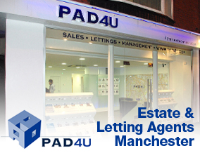 Get brand editions for PAD4U, Manchester - Lettings
