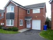 3 bedroom Detached house in Heulfan Way, Gwersyllt...