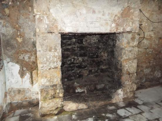 Cellar Fireplace